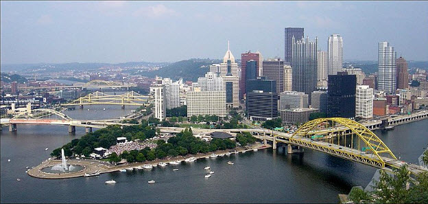Microsoft Access Database in Pittsburgh, Pennsylvania